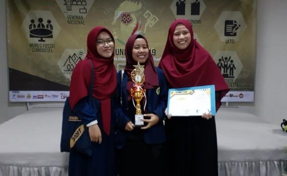 Rachmi Ramdia N, Ilma Nursafitri J, and Putri Anisa