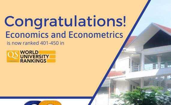 EconomicsEconometrics400