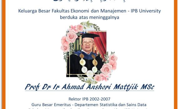 Prof AA Mattjick
